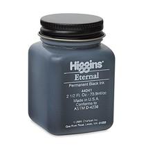 Higgins Eternal Black Writing Ink 2 1/2 oz. (black) - $8.98