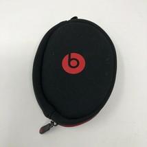 Beats Black & Red Soft-Shelled Headphones Case - $4.95