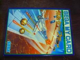 SEGA  SEGA MY CARD  Gulkave Mark Ⅲ TV game Toy New Japan G44 - $920.00