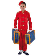 Kids - Bell Boy / Buttons / Hotel Porter Costume - $35.99