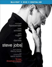 Steve Jobs (Blu Ray/DVD/Ultraviolet)
