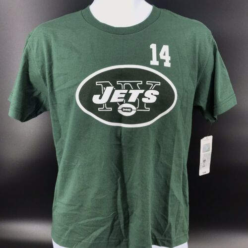 Primary image for NFL New York Jets #14 Sam Darnold Tee Shirt Size Youth LG 14/16 NEW W/Tags -A4