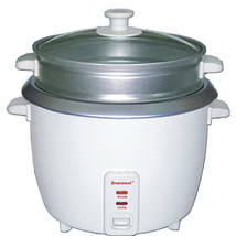 Brentwood 5 Cup Rice Cooker/Non-Stick with Steamer - $42.45