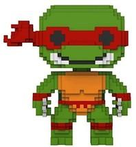 Funko 8-Bit Pop: Teenage Mutant Ninja Turtles-Raphael Collectible Figure - $10.99