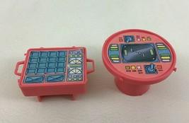 Barbie Hot Rockin Van Tour Bus Tabletop Game Speaker Pieces Mattel Vinta... - $35.59