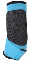 ClassicFit Boots Hind For Horses Leg Protection Support Medium Size Turq... - $144.39