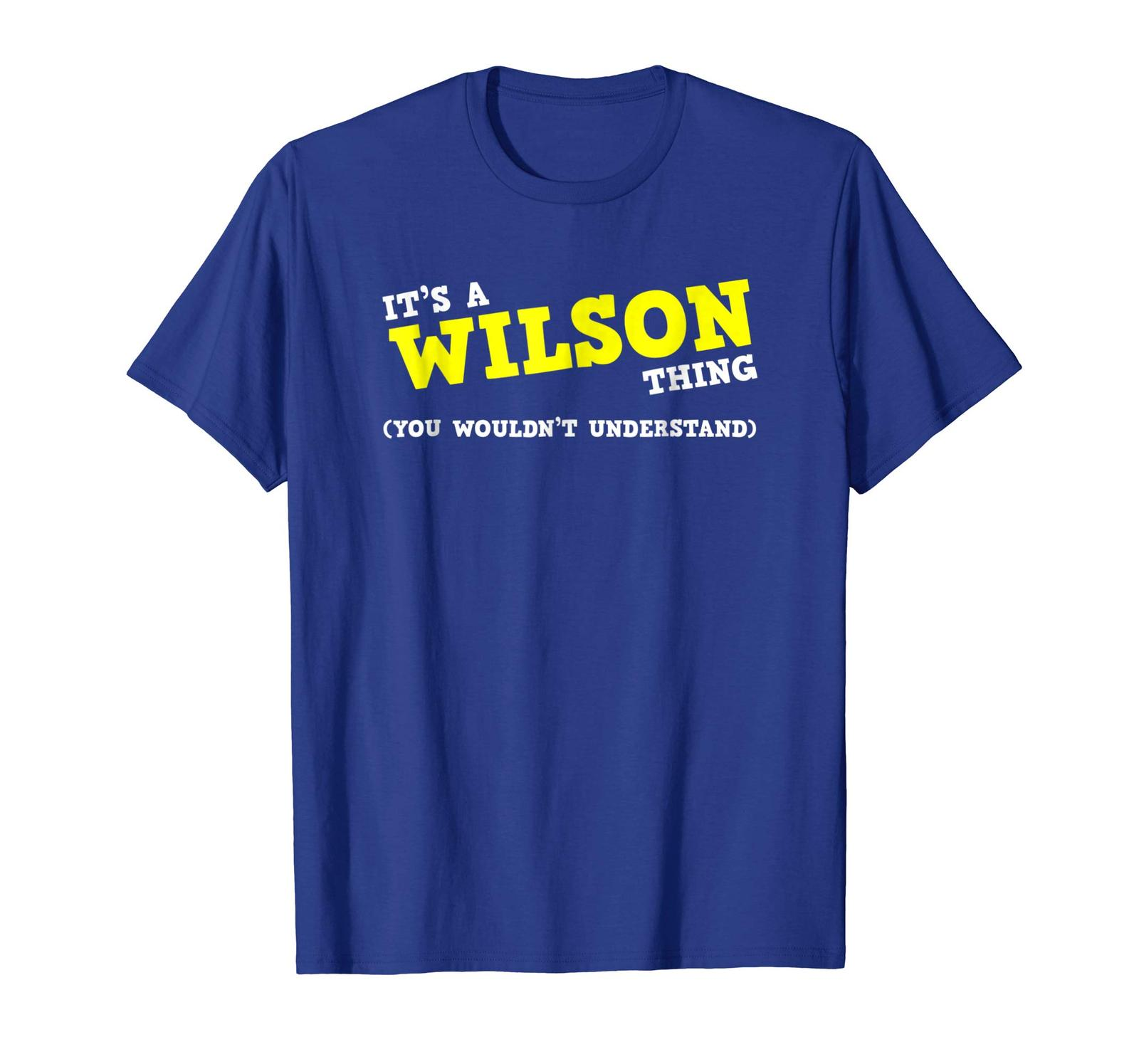 Special shirts - Funny Wilson Matching Family Name Shirt Gifts Men