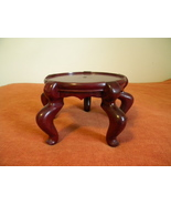 Vintage 5 Legs Wooden Stand / Table for Bonsai or Other Plants or Objects. - $28.00