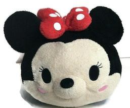 "Disney Store Tsum Tsum Minnie Mouse 11"" Plush Disney  - $14.84"