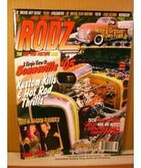 Ol' Skool Rodz Magazine #14 March 2006 Bonneville '05, Kustom Kills & Ho... - $8.99