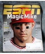 ESPN Magazine October 1, 2012 Magic Mike- The Age Issue - $2.50