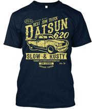 Japan Made Best Jdm Truck Datsun 620 Slow & Rusty Premium Tee T-Shirt - £17.45 GBP