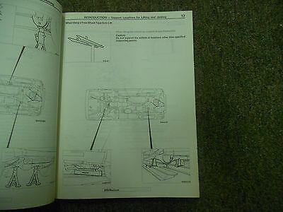 1987 Mitsubishi Van Wagon Service Shop Manuell Fabrik OEM Vol 2 Elektrisch Deal