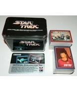Star Trek 25th Anniversary Trading Cards Factory Set 1991 Impel OPEN SET... - $15.47