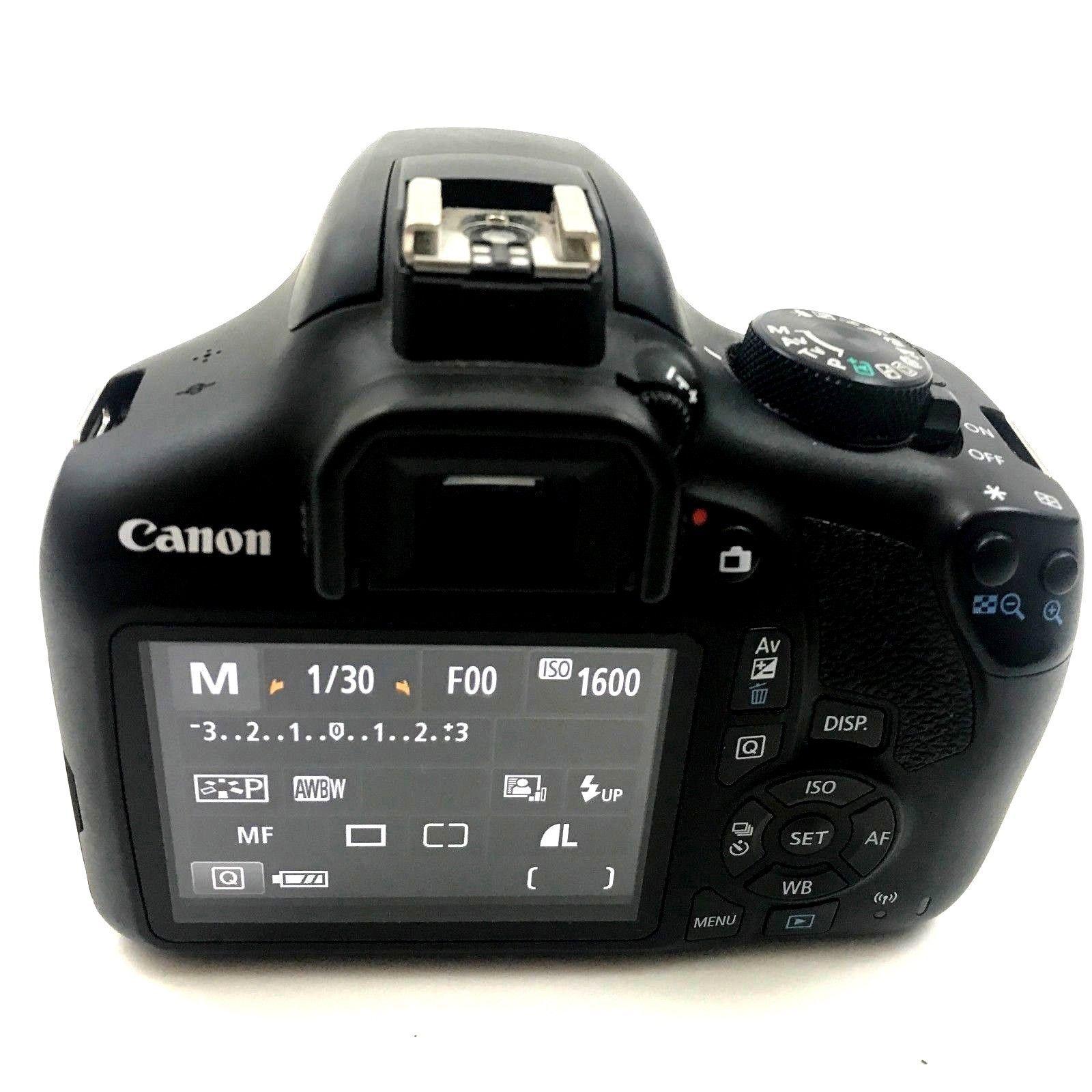 Eos Rebel T6 Ef S 18 55mm Is Ii Digital Dslr And 19 Similar