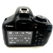 EOS Rebel T6 EF-S 18-55mm IS II Digital DSLR Camera, Body Only (Parts or... - $182.39