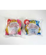 1997 McDonald's Panda Bear & Brown Bear Animal Pals Happy Meal Toys -MIP - $9.99
