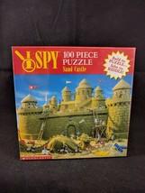 """New 2004 I Spy """"Sand Castle"""" 100 Piece Scholastic Briarpatch Jigsaw Puzz... - $9.28"""