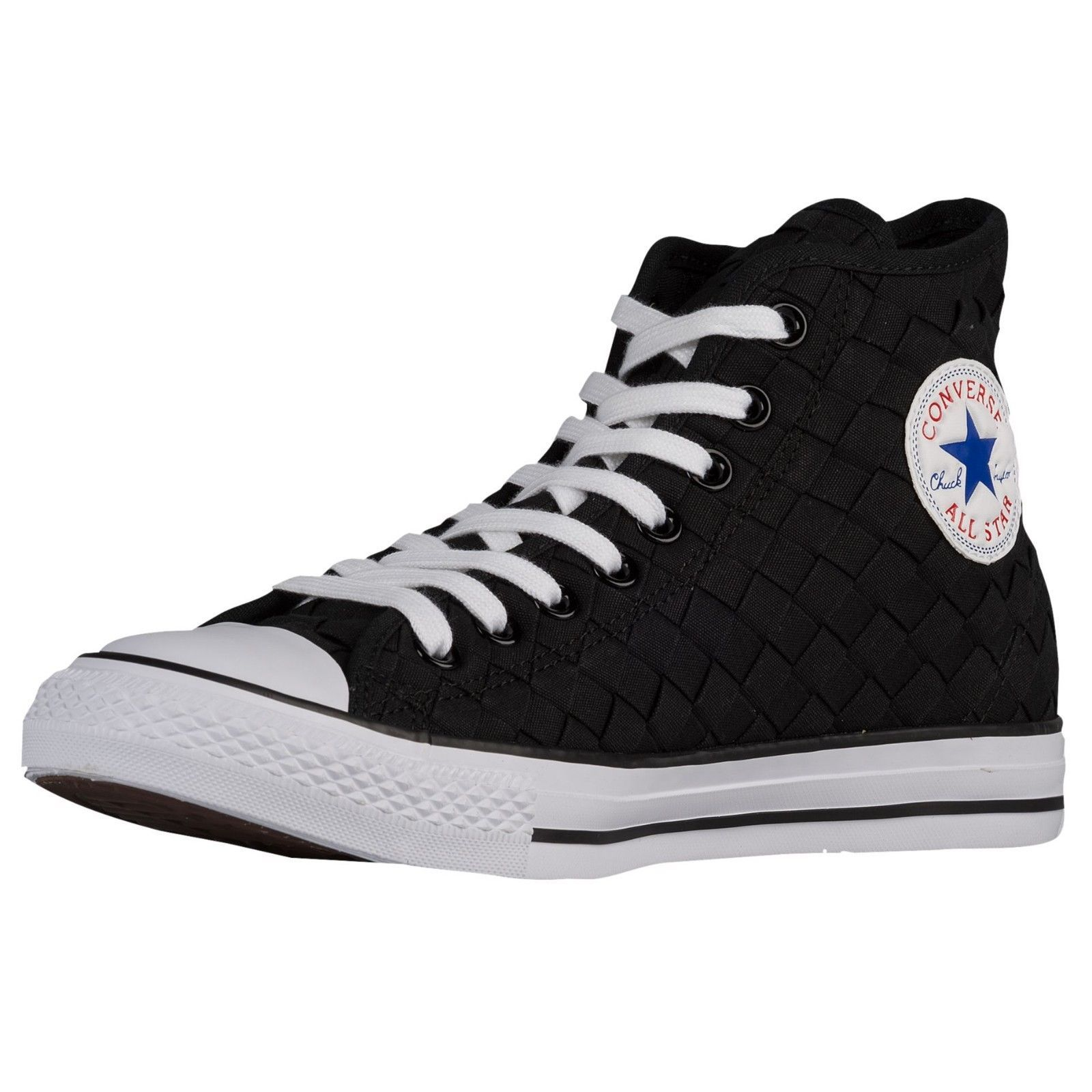 c70d6bbfe6f3 New Men's - Women's Converse Chuck Taylor Hi Woven Athletic Shoes Sz 10 /  12 - $39.55