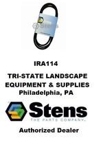265-186 Stens DRIVE Belt fits John Deere L110 L118 L120 L125 L130 L145 G... - $19.89