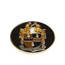 Alpha Phi Alpha Round Car Badge - $14.84