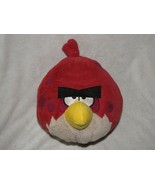"""Angry Birds Plush Red Spots Big Brother Terence Red Bird Spots 8"""" - $39.00"""