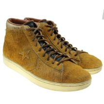 """Bodega x Converse Mens Size 10 """"Ride or Die"""" Pro Leather Pony Hair Sneakers - $148.49"""