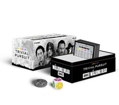 The Walking Dead Trivial Pursuit  by USAopoly  - $28.97