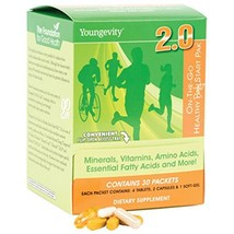 On-the-go Healthy Body Start Pak 2.0 60 Packets