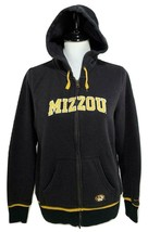 NIKE Black And Gold Full Zipper Hoodie Youth Size Large (12/14) - $16.36