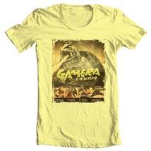 Gamera T-shirt retro sci fi Japanese monster movie Godzilla 1960s  graphic tee image 1
