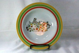 Haldon Group Zoophysticates Cows Rimmed Soup Bowl Retro 1970 - $24.25