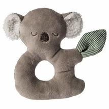 "Mary Meyer Soft Toy Baby Rattle, 6"", Down Under Koala - $12.99"