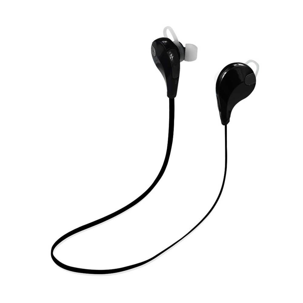 REIKO WIRELESS IN EAR HEADPHONES UNIVERSAL BLUETOOTH IN BLACK