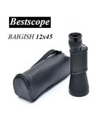 Top quality Baigish 12X45 telescope MINI Monocular pocket Military HD 8x... - $55.50