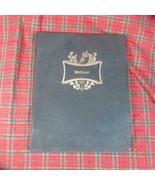 1939 Wallace County High School  Yearbook, Sharon Springs, KS, Photos Bi... - $51.43