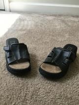 The Arizona Jean Company Girls Flip Flops Slip On Sandals Shoes Sz 1 MultiColor - $42.14