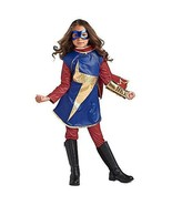Marvel Ms Costume for Kids Size 7/8 - $49.95