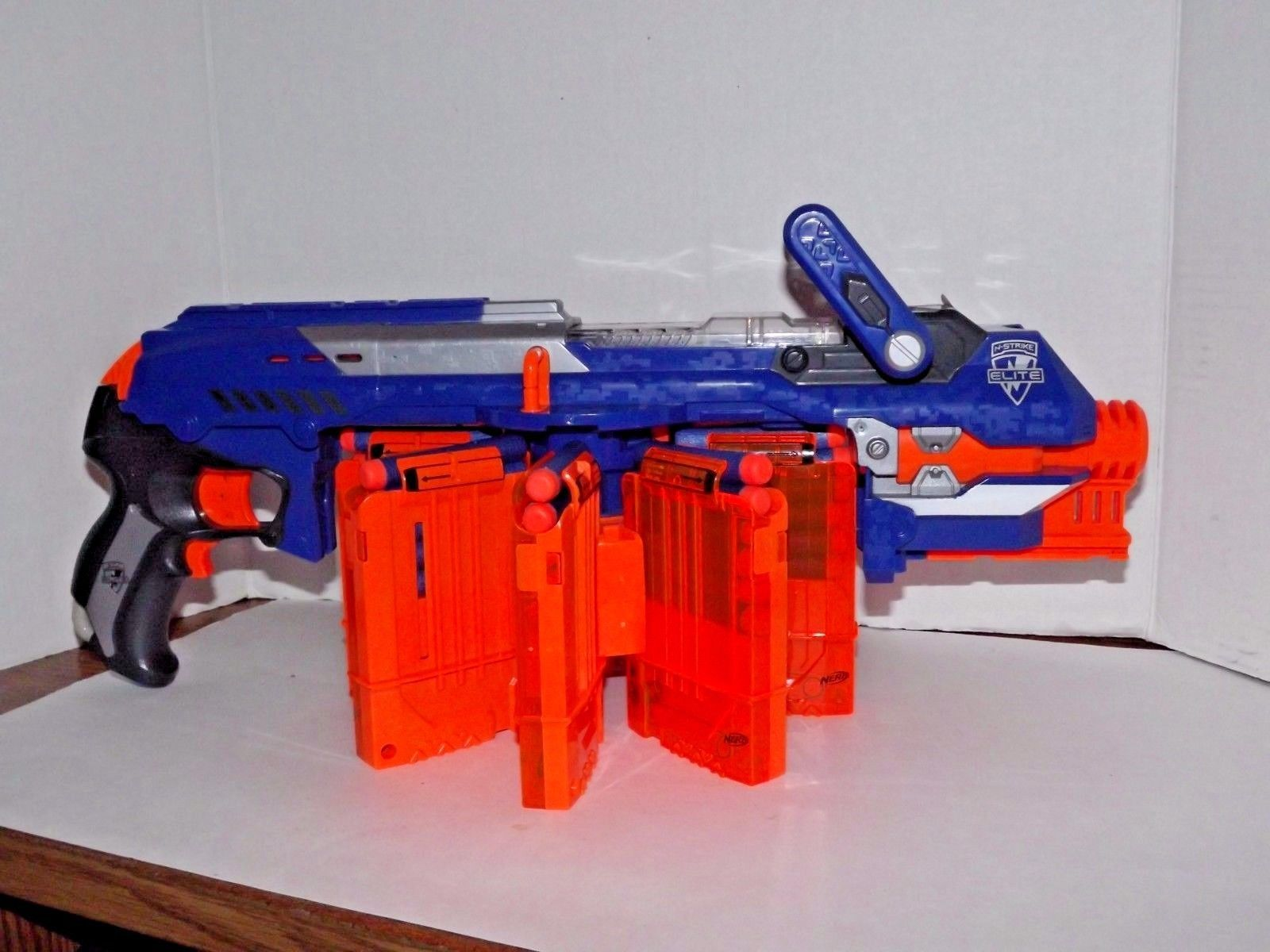 Nerf N-Strike Elite Gun Rifle C-044A with 8 and 50 similar items