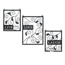 Accent Plus Live, Love, Laugh Wall Decor - $51.99