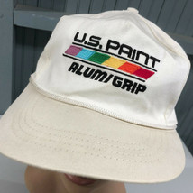 U.S. Paint Alumigrip Snapback Baseball Cap Hat Made in USA - $14.67