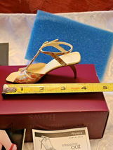 2002 JUST THE RIGHT SHOE RAINE STEPPING OUT COLLECTION RIVIERA 25310 W COA Box image 5