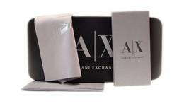 Armani Exchange Gafas de Sol AX2024S 60888G Mate Gunmetal / Azul Lente G... - $76.59