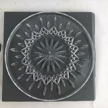 """Waterford Lismore Cake Plate 12"""" Round Platter Tray Wedding Event Person... - $60.78"""