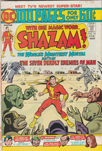 Shazam #16 FN/FN+ 1975 DC Comics Volume series 1 original Captain Marvel... - $13.85