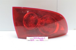 2004-2006 Mazda 3 Left Driver Genuine OEM Tail Light 02 5O4 - $9.89