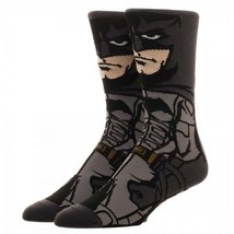 Justice League Batman DC Comics Adult 360 Crew Socks - $12.75