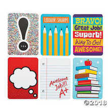 Notes From Your Teacher Cards - $7.74