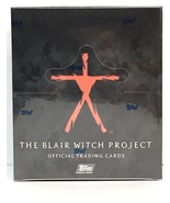 The Blair Witch Project Movie Trading Cards Sealed Box of 36 packs - $39.95