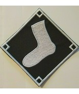 """Chicago White Sox~Embroidered PATCH~3"""" x 3""""~Iron or Sew On~MLB~Collect - $4.95"""